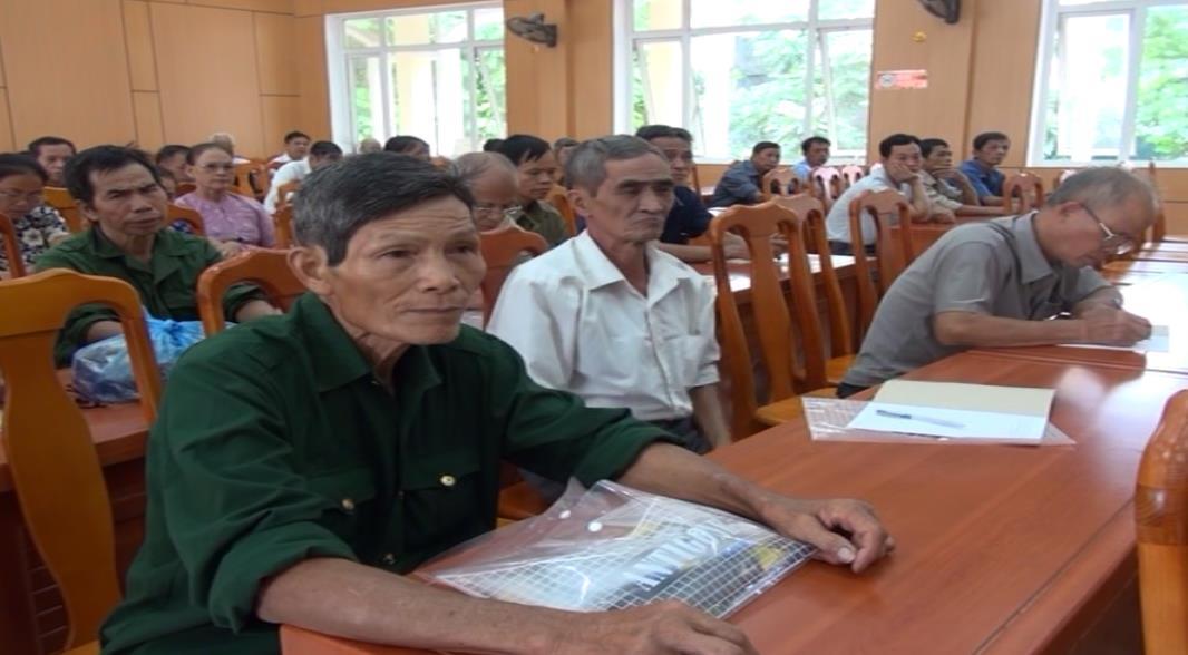 Quảng Uyên: Cung cấp thông tin cho 230 người có uy tín