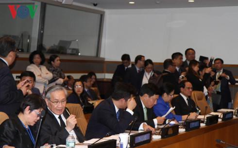 Việt Nam kêu gọi ASEAN tăng cường đoàn kết, đóng vai trò trung tâm