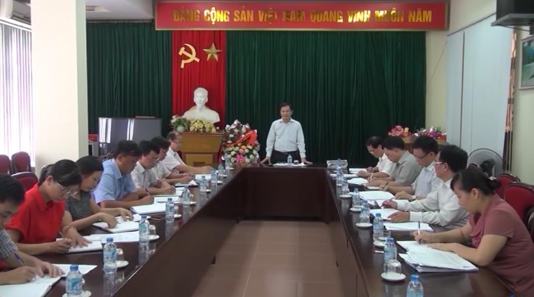HĐND tỉnh: Giám sát đầu tư công tại huyện Hòa An và Ban Quản lý Dự án Đầu tư xây dựng các công trình giao thông tỉnh