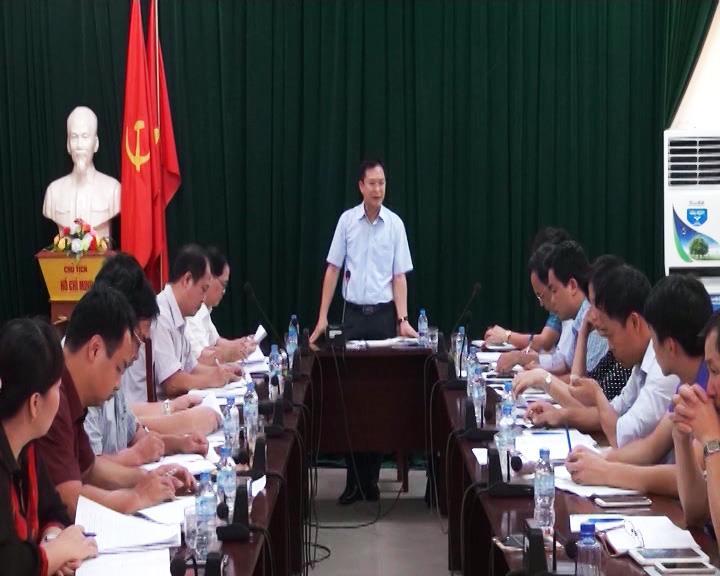 Thường trực HĐND tỉnh giám sát đầu tư công tại huyện Trùng Khánh