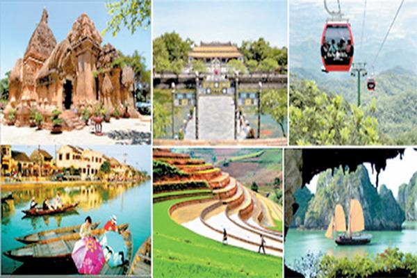 Chương trình hành động của Chính phủ phát triển du lịch thành ngành kinh tế mũi nhọn