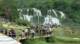 Du lịch Lễ hội Thác Bản Giốc, Trùng Khánh, Cao Bằng