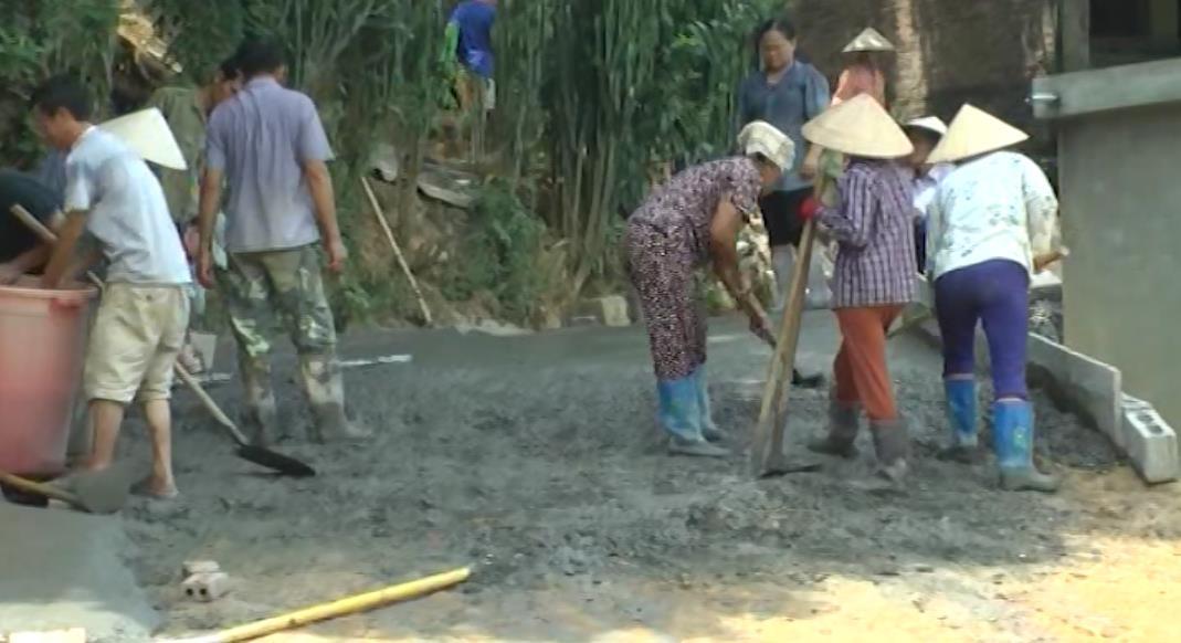 Bảo Lạc: Trên 104 tỷ đồng đầu tư hạ tầng kinh tế - xã hội nông thôn mới