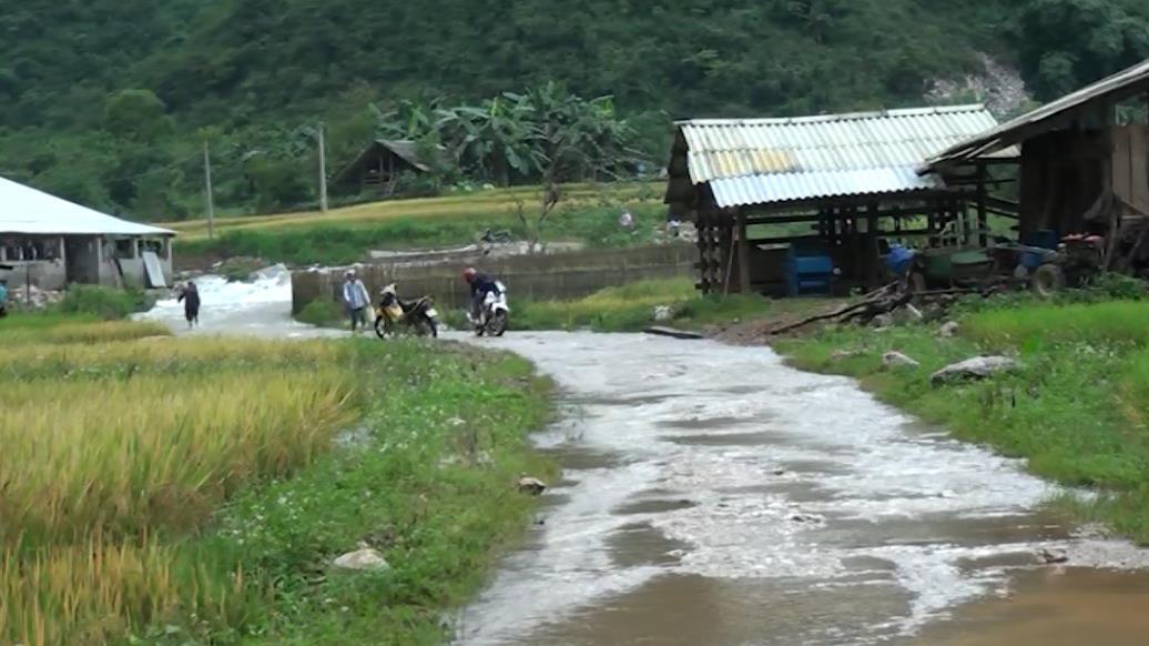 Thông Nông: Xã Ngọc động huy động hơn 4.600 ngày công lao động và trên 400 triệu đồng phát triển giao thông nông thôn