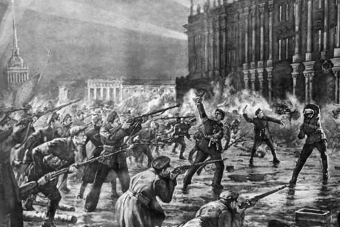 Những điều cần biết về Cách mạng Tháng Mười Nga 100 năm trước