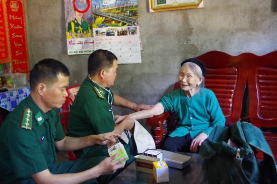 """Thực hiện Chỉ thị 05-CT/TW ở Đảng bộ BĐBP tỉnh Cao Bằng: Tạo hiệu quả kép """"Rèn người, tốt việc, vững tổ chức"""""""