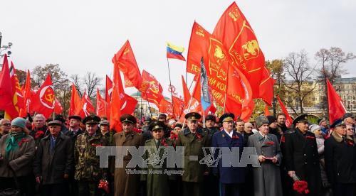 Kỉ niệm 100 năm Cách mạng Tháng Mười Nga: Vẹn nguyên ký ức về đất nước Nga