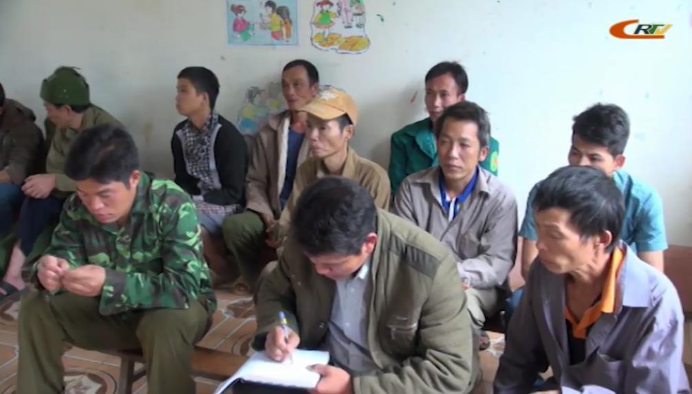 """""""Mô hình sinh hoạt chi bộ mẫu"""" tạo sự chuyển biến mạnh mẽ trong công tác xây dựng Đảng tại Hà Quảng"""