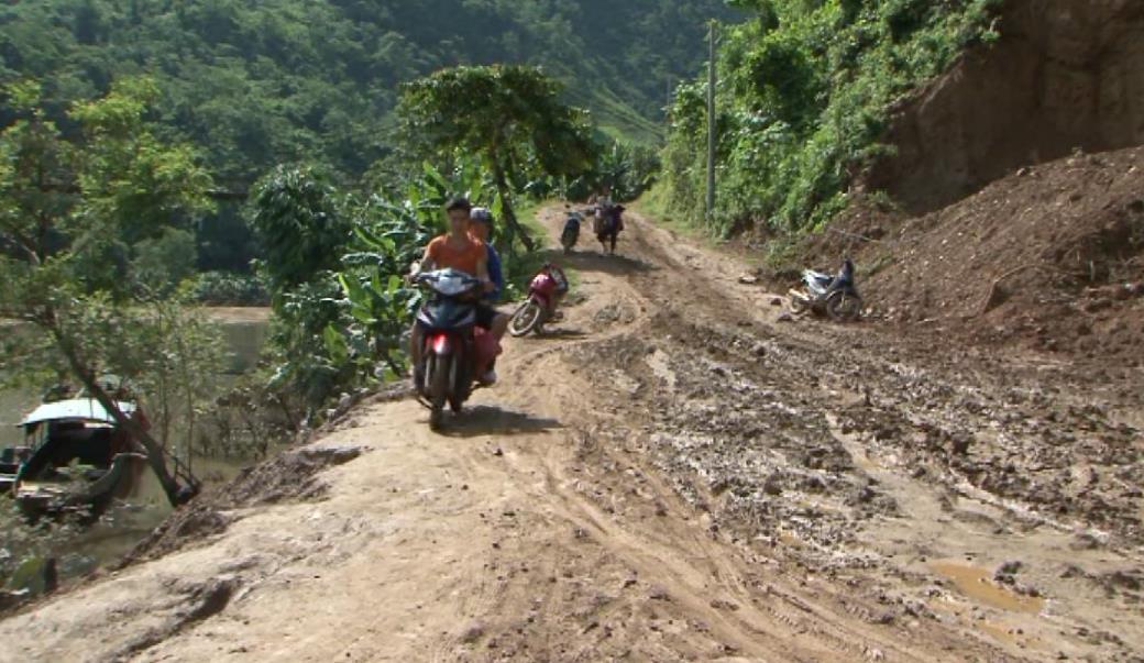 Bảo Lâm: Xã Quảng Lâm xây dựng nông thôn mới còn khó khăn