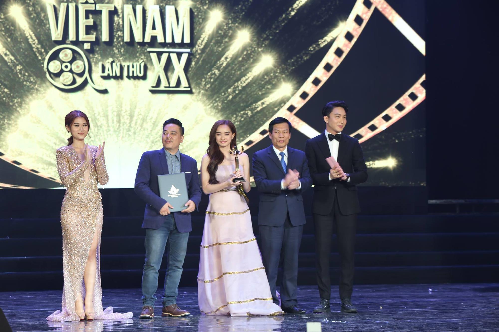 Bế mạc Liên hoan Phim Việt Nam lần thứ XX