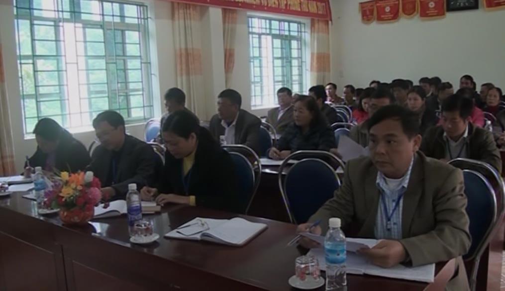 Đại biểu HĐND huyện Bảo Lâm tiếp xúc cử tri 7 xã, thị trấn