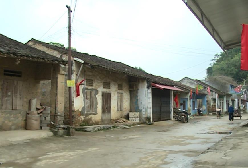 Nhà cổ ở phố Co Sầu
