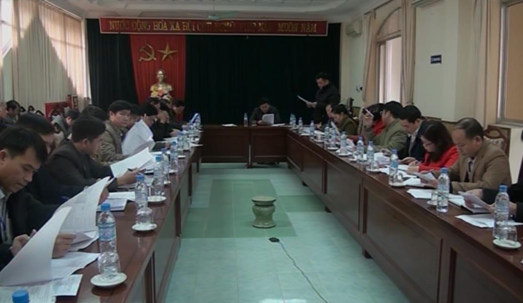 Bảo Lâm: Đánh giá kết quả thực hiện Chương trình Mục tiêu quốc gia xây dựng nông thôn mới năm 2017