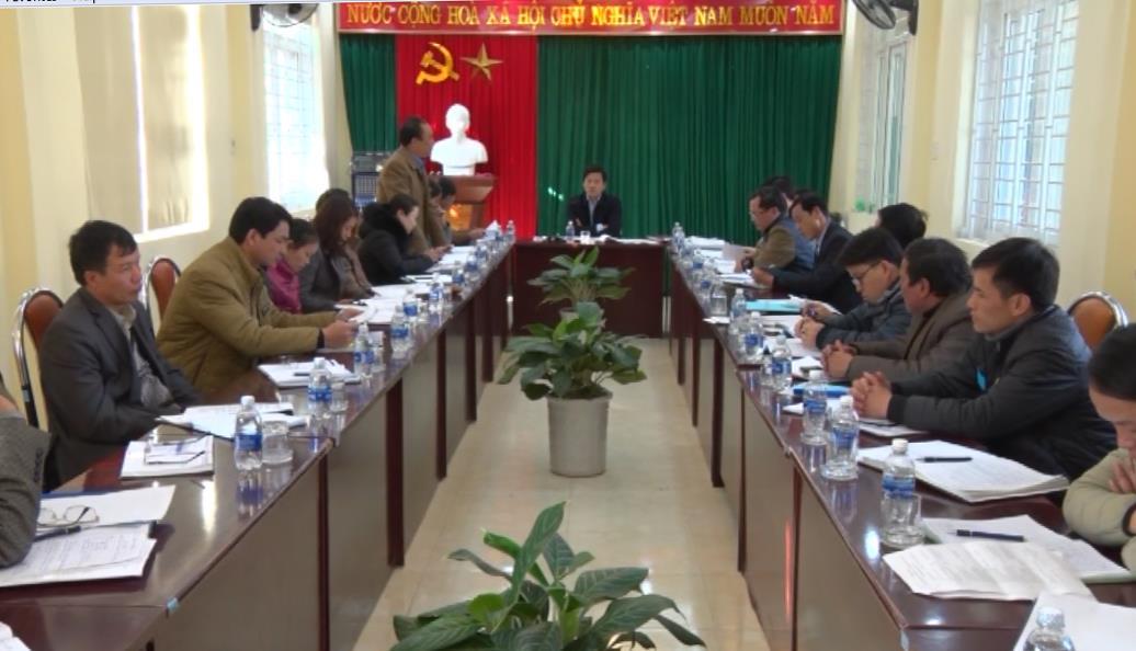 Trà Lĩnh: Xã Cao Chương hoàn thành 19/19 tiêu chí nông thôn mới
