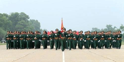 Xây dựng Quân đội nhân dân vững vàng bản lĩnh chính trị, có trình độ và khả năng chiến đấu cao