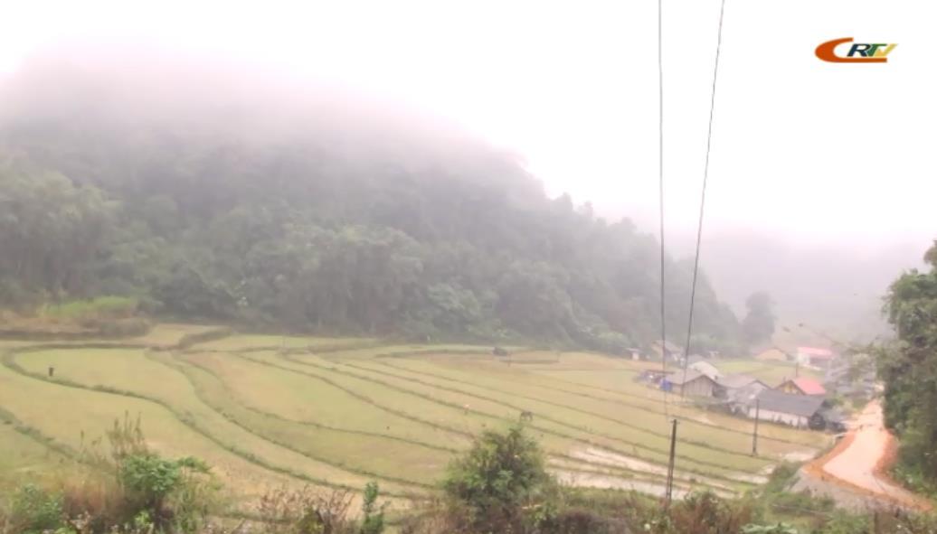 Thạch An: Xã Thị Ngân khó khăn trong thực hiện các tiêu chí nông thôn mới