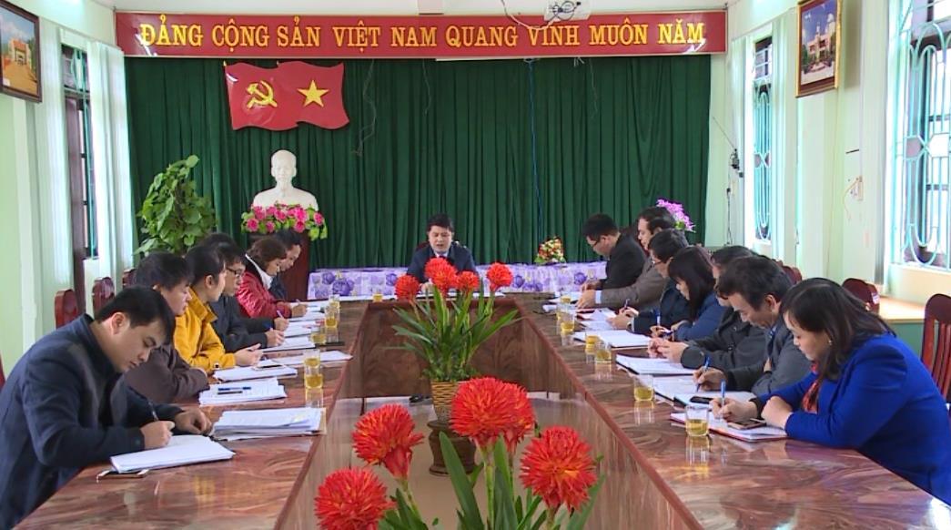 Chuyển biến bước đầu của Đảng bộ Trường Chính trị Hoàng Đình Giong sau 1 năm triển khai Chỉ thị 05-CT/TW