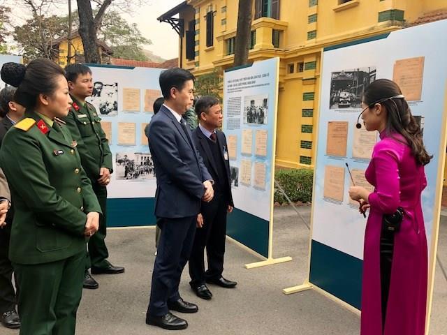 Trưng bày Tập Sắc lệnh của Chủ tịch Hồ Chí Minh giai đoạn 1945 - 1946