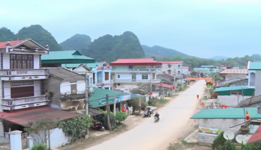 Xã nông thôn mới Cao Chương: Sức bật từ phát huy nội lực của nhân dân