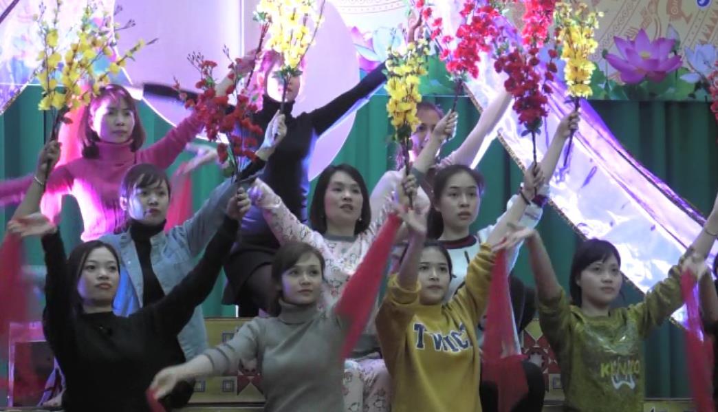 Sẵn sàng cho Hội thi hát dân ca - Trình diễn trang phục dân tộc và Thi đấu thể thao tỉnh Cao Bằng năm 2018
