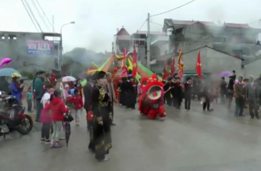 Trùng Khánh: Tích cực chuẩn bị Lễ hội Co Sầu