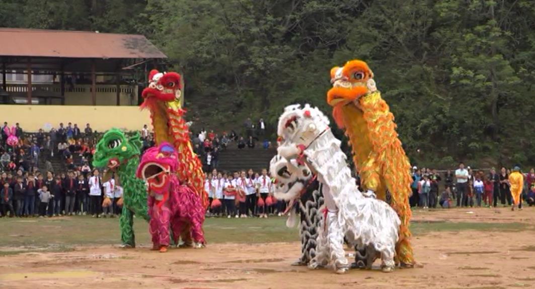 Hội xuân truyền thống huyện Thạch An
