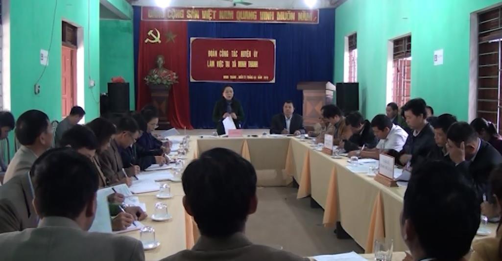 Nguyên Bình: Xã Minh Thanh đạt 11 tiêu chí nông thôn mới