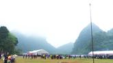 Lễ hội Thanh Minh, xã Phúc Sen, huyện Quảng Uyên