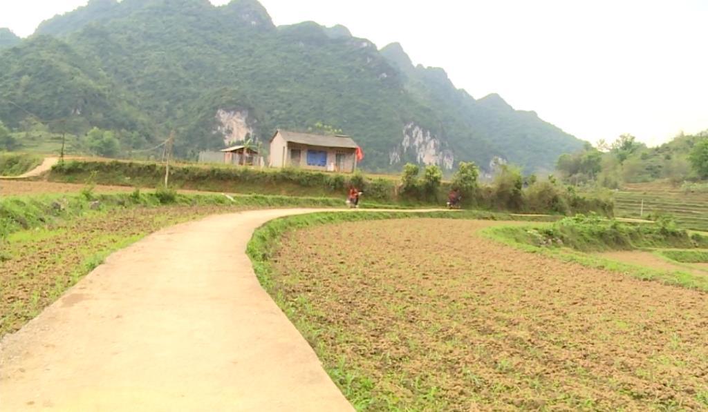Triệu Ẩu nỗ lực xây dựng nông thôn mới