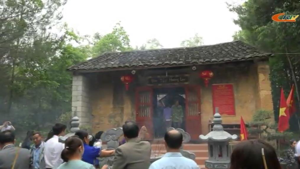 Trùng Khánh: Hội đền Hoàng Lục