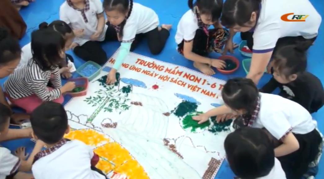 Thư viện tỉnh: Ngày hội Sách với Công viên địa chất Non nước Cao Bằng
