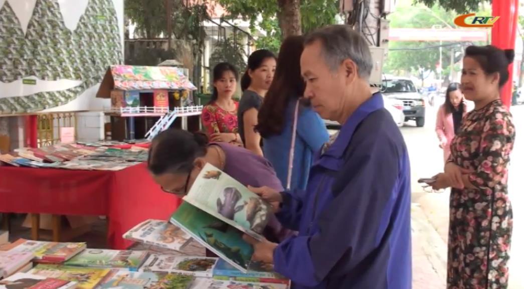 Thư viện tỉnh Cao Bằng nâng cao hiệu quả hoạt động
