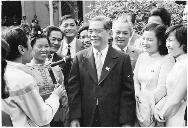 Đồng chí Nguyễn Văn Linh – Tấm gương sáng ngời về đạo đức cách mạng