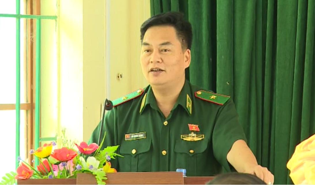 Đoàn ĐBQH tỉnh: Tiếp xúc cử tri xã Quang Vinh và Lưu Ngọc, huyện Trà Lĩnh