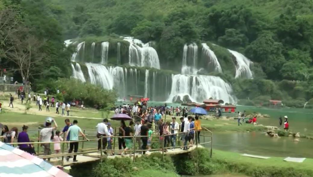 Cao Bằng đón trên 65.800 lượt khách du lịch trong 4 ngày nghỉ lễ