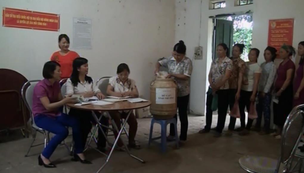 Chi hội trưởng phụ nữ tiêu biểu trong học tập và làm theo tư tưởng, đạo đức, phong cách Hồ Chí Minh