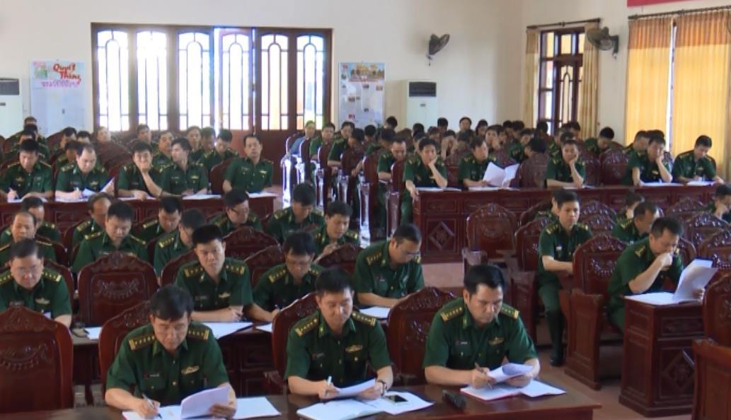 Bộ đội Biên phòng tỉnh: Học tập, quán triệt, triển khai các chỉ thị, nghị quyết, kết luận của Trung ương mới ban hành đợt I/2018