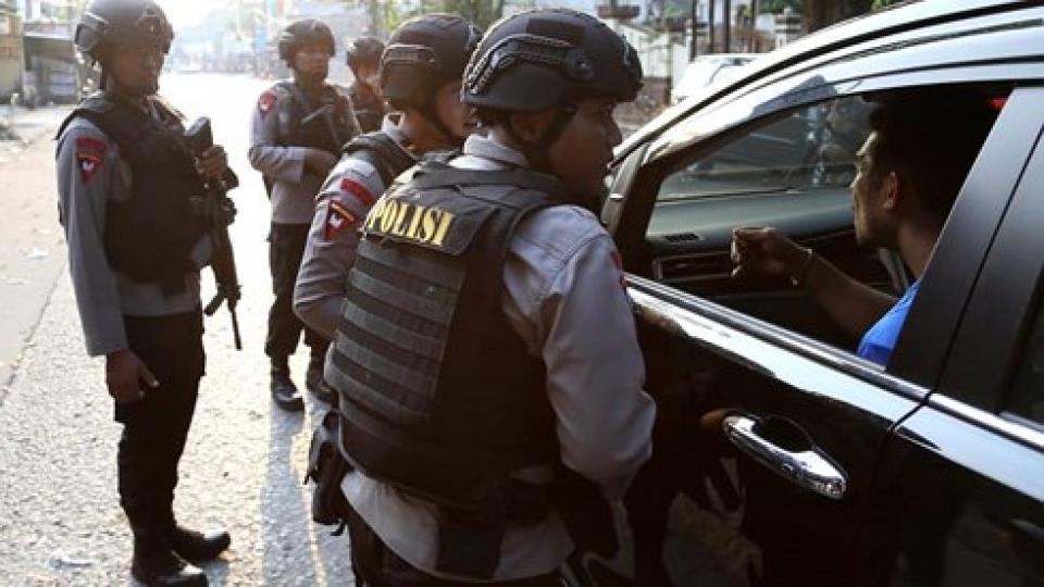 Khuyến cáo công dân Việt Nam hạn chế đến In-đô-nê-xi-a