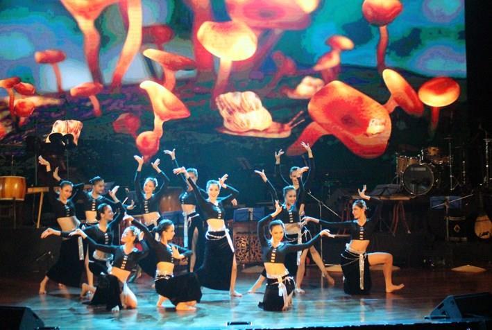 Khai mạc Liên hoan Ca múa nhạc toàn quốc đợt 1, năm 2018