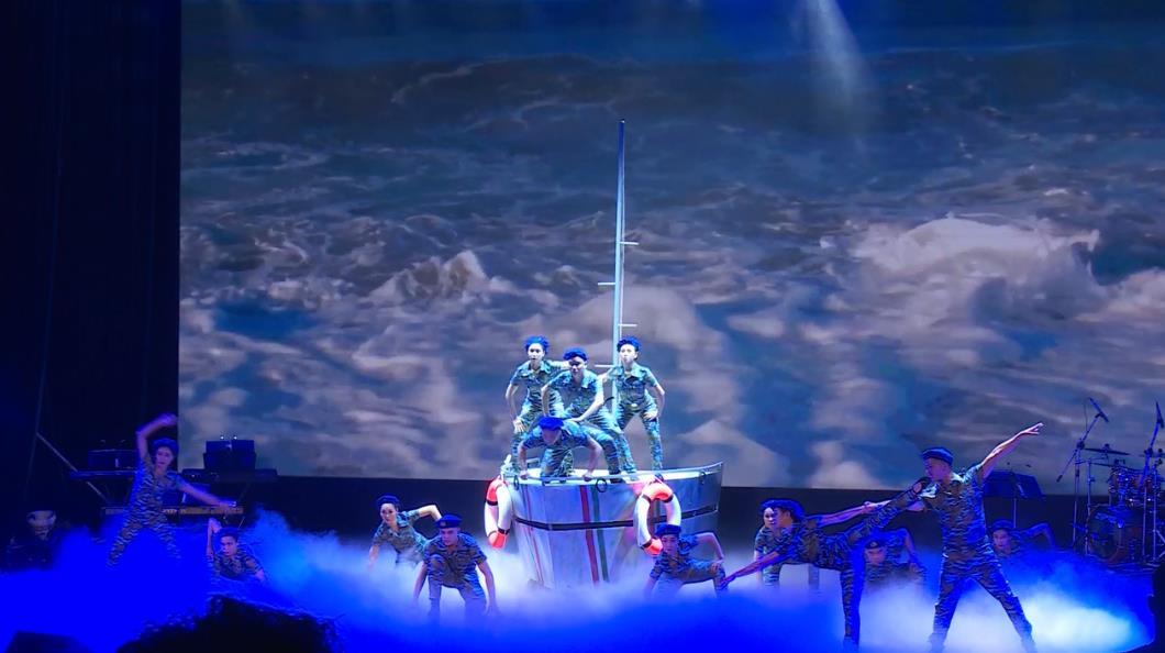 Liên hoan Ca múa nhạc toàn quốc năm 2018: Chương trình diễn thi của Đoàn Ca múa Hải Phòng và Nhà hát Ca múa nhạc tỉnh Sơn La