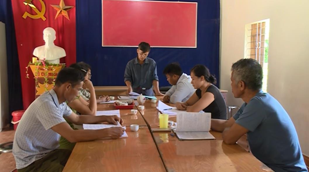Chuyển biến tích cực trong triển khai thực hiện Chỉ thị số 05-CT/TW tại Chi bộ xóm Nà Dìa, xã Chu Trinh (Thành phố)