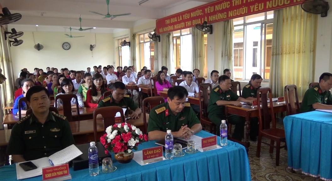 Trường Quân sự tỉnh: 58 học viên hoàn thành chương trình bồi dưỡng kiến thức QP-AN đối tượng 3