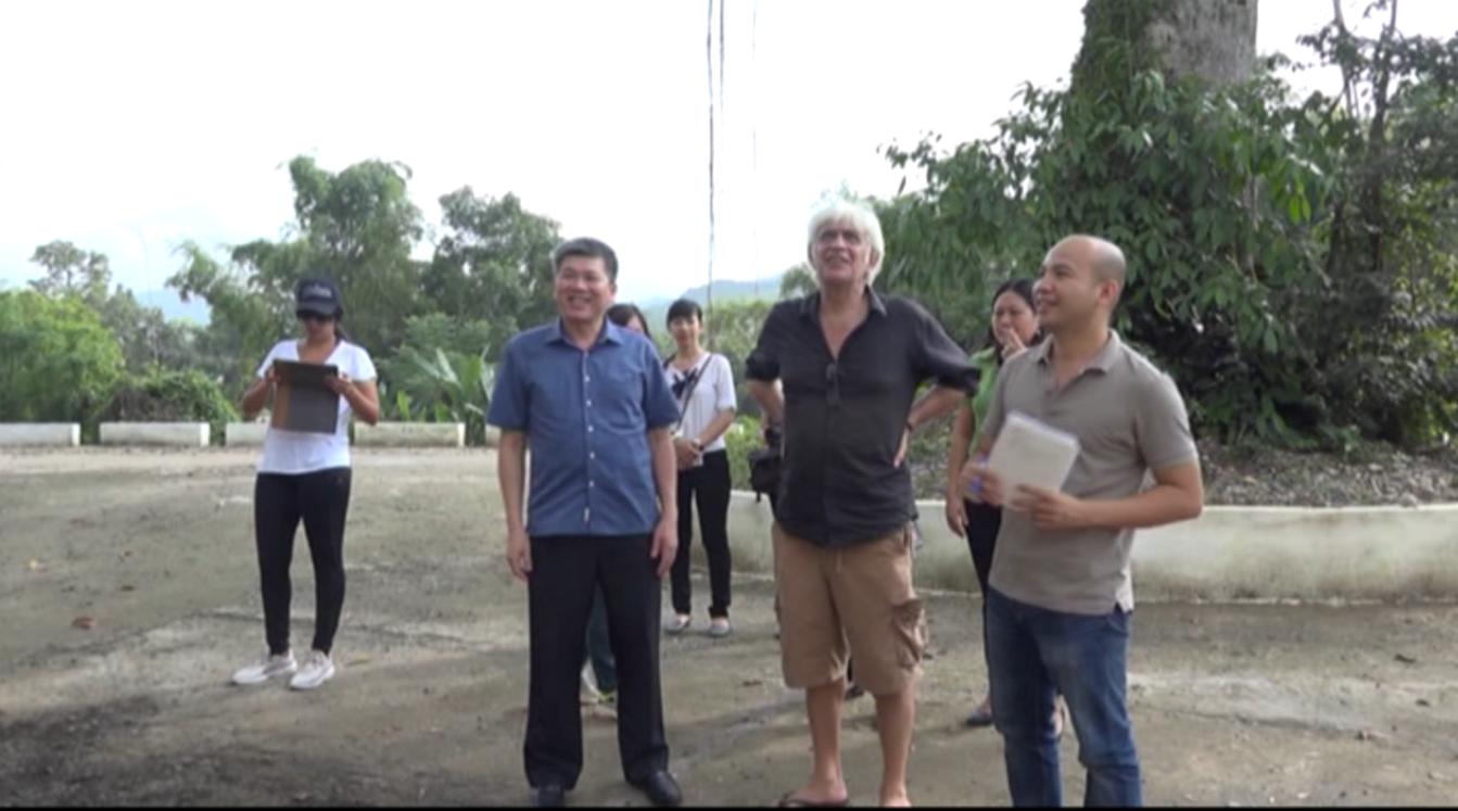 Đoàn chuyên gia UNESCO khảo sát di tích tại huyện Hòa An