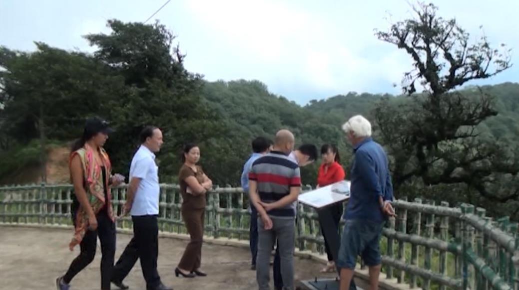 Đoàn chuyên gia UNESCO khảo sát các điểm di sản thuộc tuyến du lịch huyện Nguyên Bình