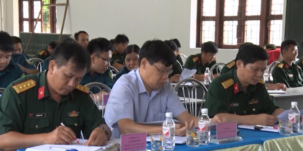 Phục Hòa: Sơ kết 5 năm thực hiện Nghị quyết của Quân ủy Trung ương về nâng cao chất lượng huấn luyện giai đoạn 2013 - 2020