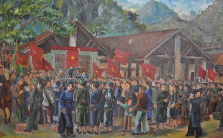 Cách mạng Tháng Tám - Bài học về phát huy sức mạnh đoàn kết dân tộc