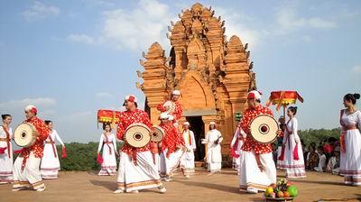 Khám phá văn hóa Chăm Bình Thuận