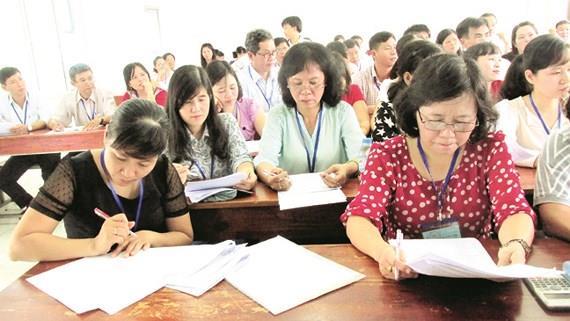 Kỳ thi THPT quốc gia 2019 sẽ cải tiến quy trình tổ chức thi, chấm thi