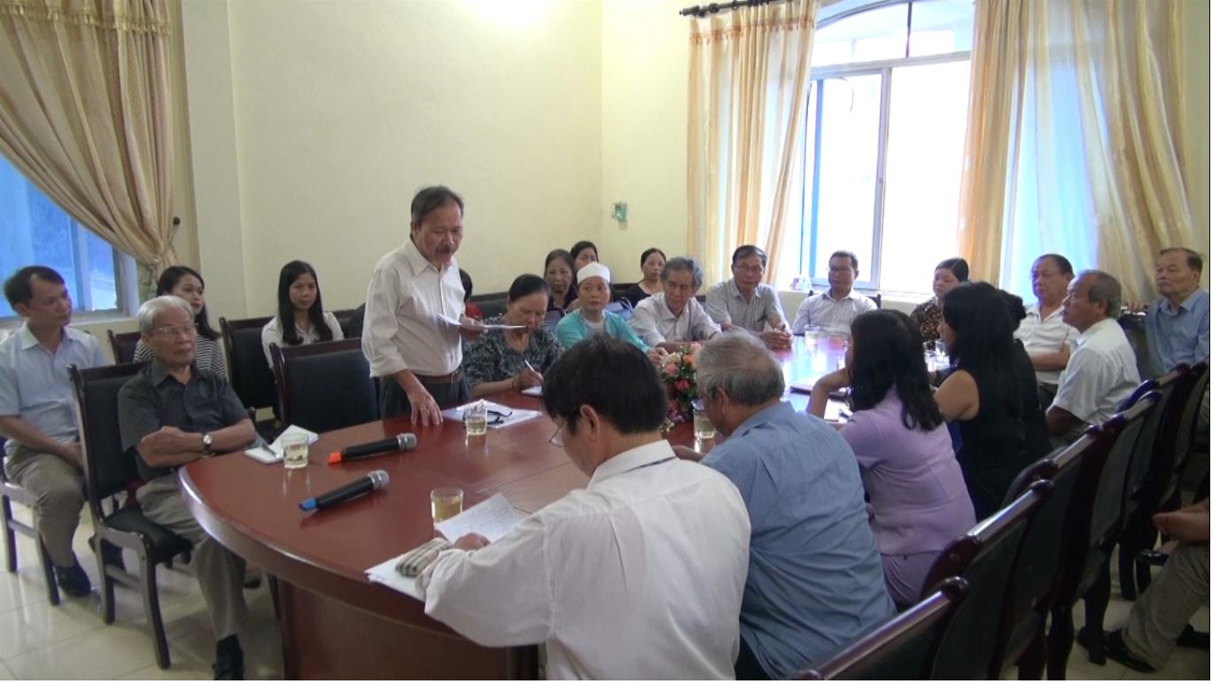 Khai mạc Trại sáng tác văn học nghệ thuật tại Cao Bằng