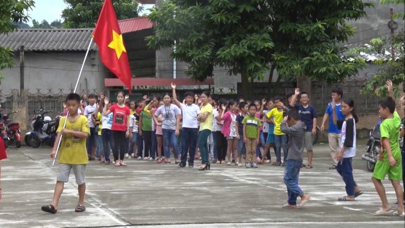Thạch An: Sẵn sàng cho ngày khai giảng năm học mới